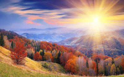 Hüllt euch jeden Morgen und Abend in mein reines Gotteslicht…