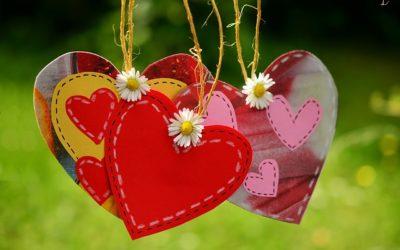 Mit deinem Herzen ziehst du Liebe oder Ablehnung an…